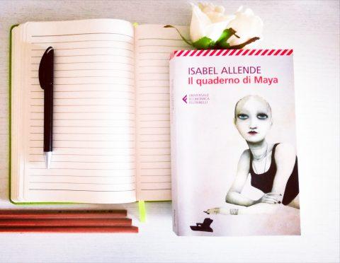 Il quaderno di Maya – Isabel Allende