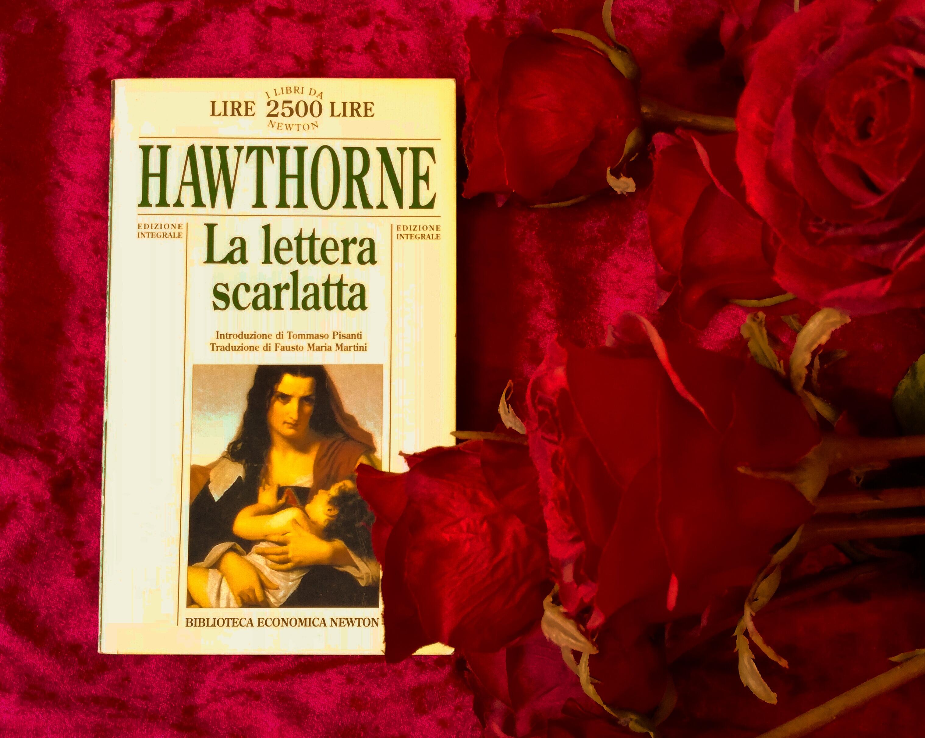 La lettera scarlatta – Nathaniel Hawthorne