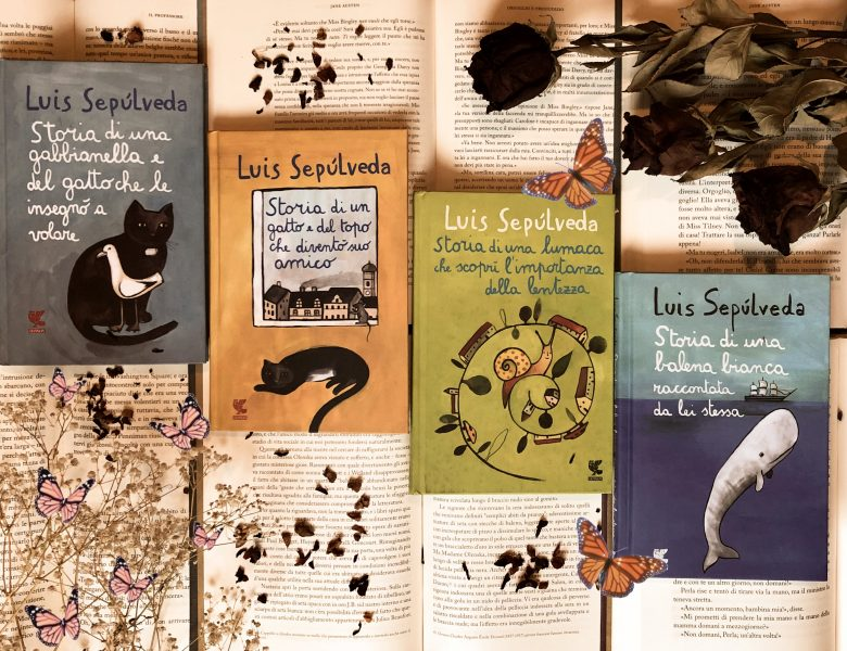 Storia di una balena bianca raccontata da lei stessa – Luis Sepúlveda