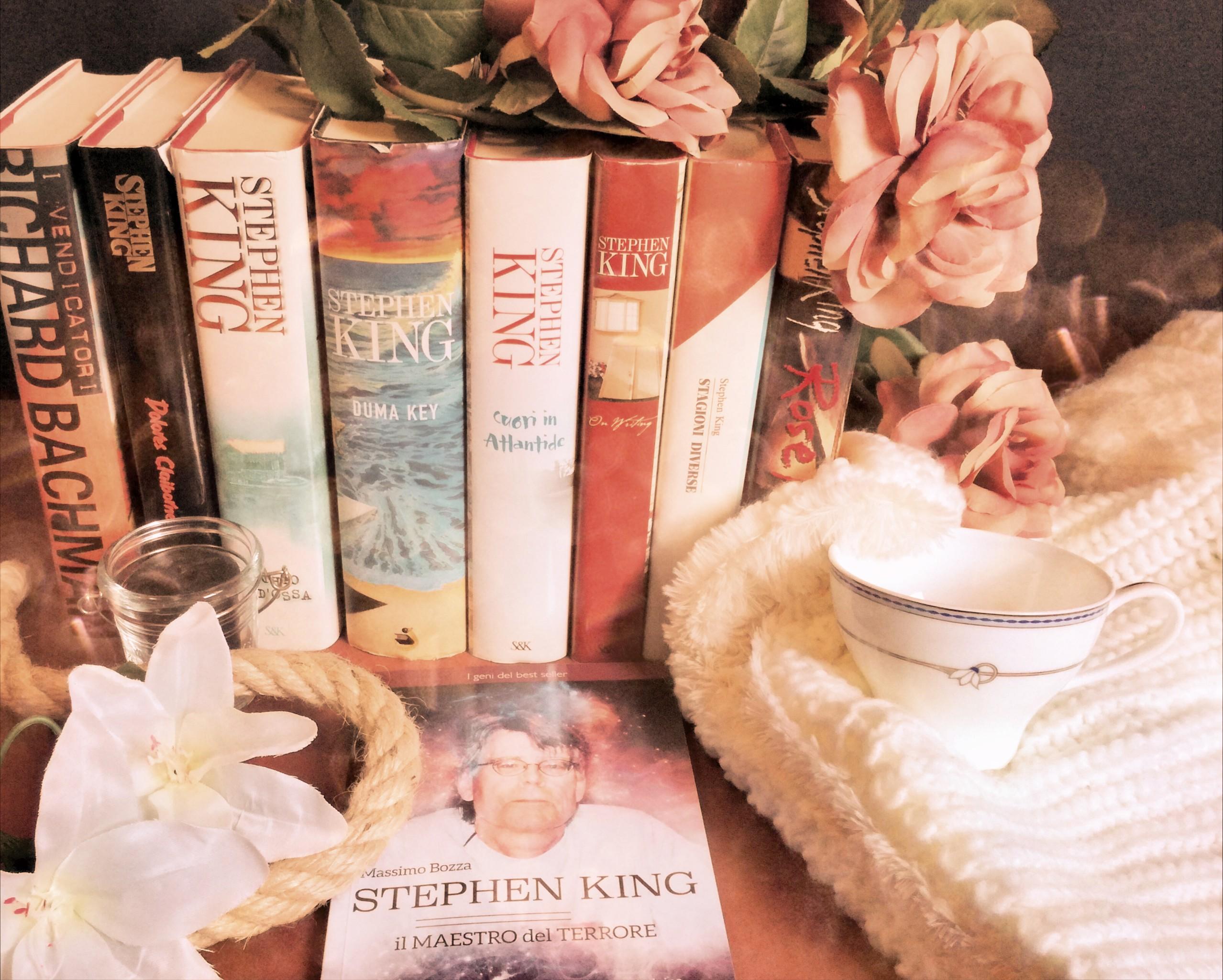 Stephen King. Il maestro del terrore – Massimo Bozza