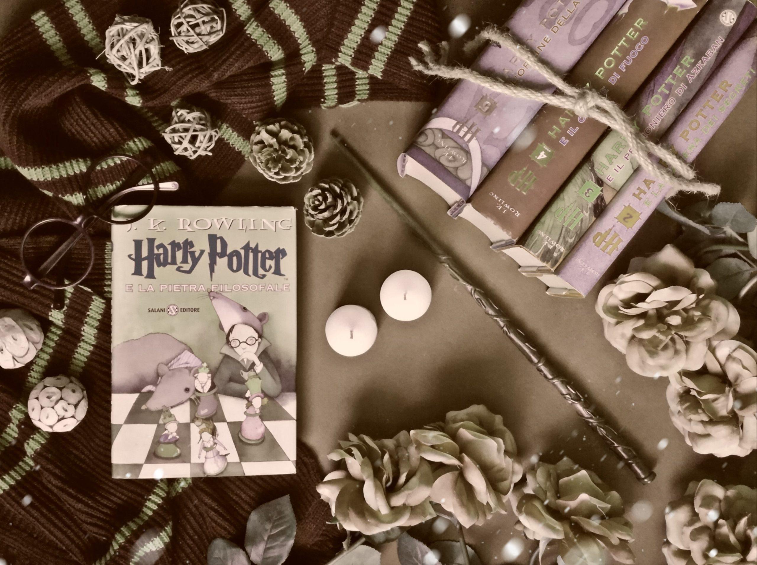 Harry Potter e la pietra filosofale – J. K. Rowling