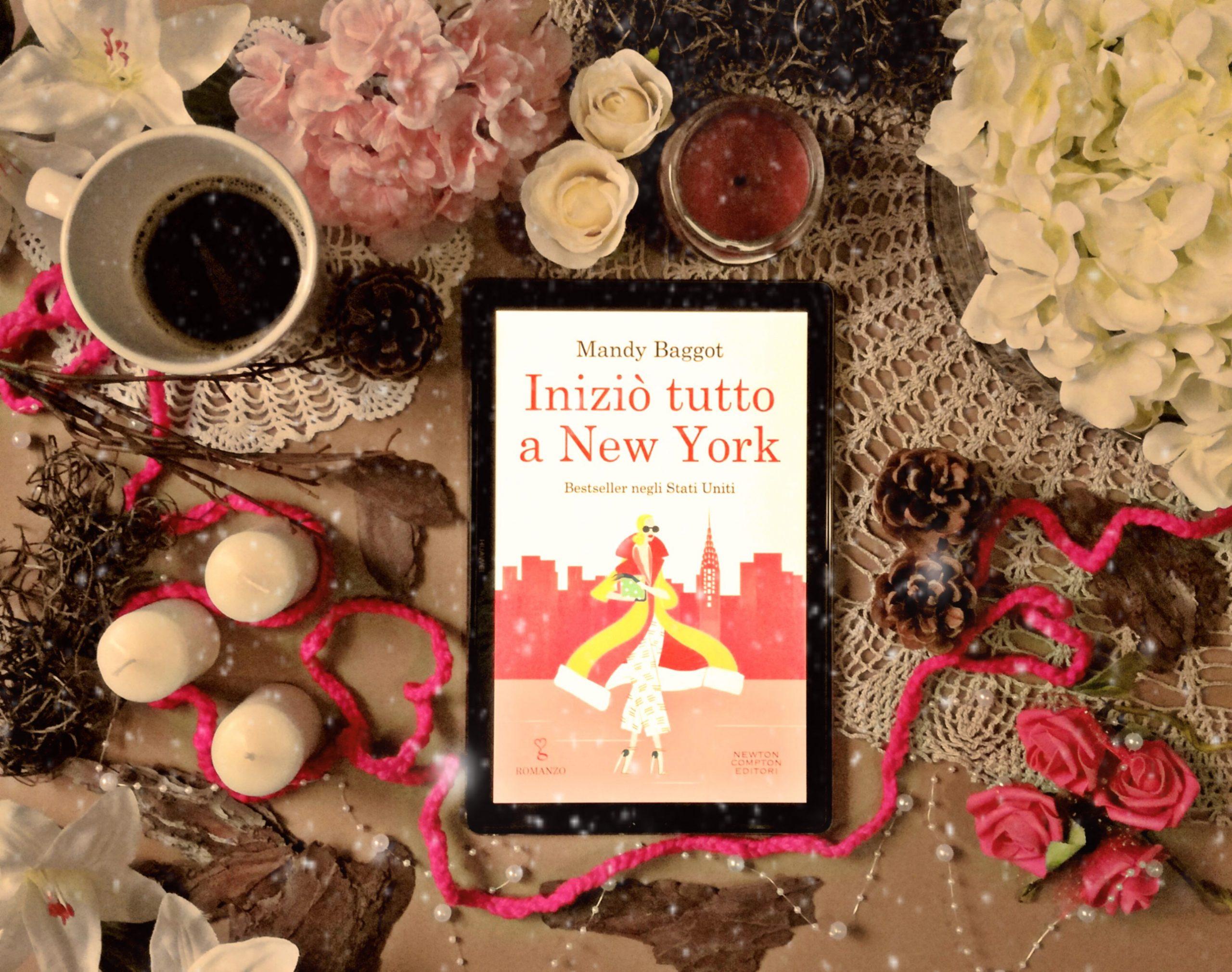 Iniziò tutto a New York – Mandy Baggot