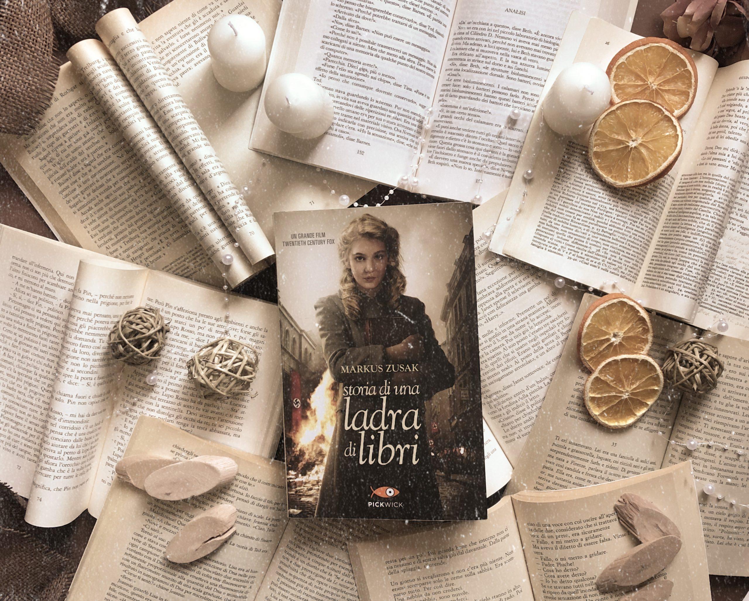 Storia di una ladra di libri – Markus Zusak