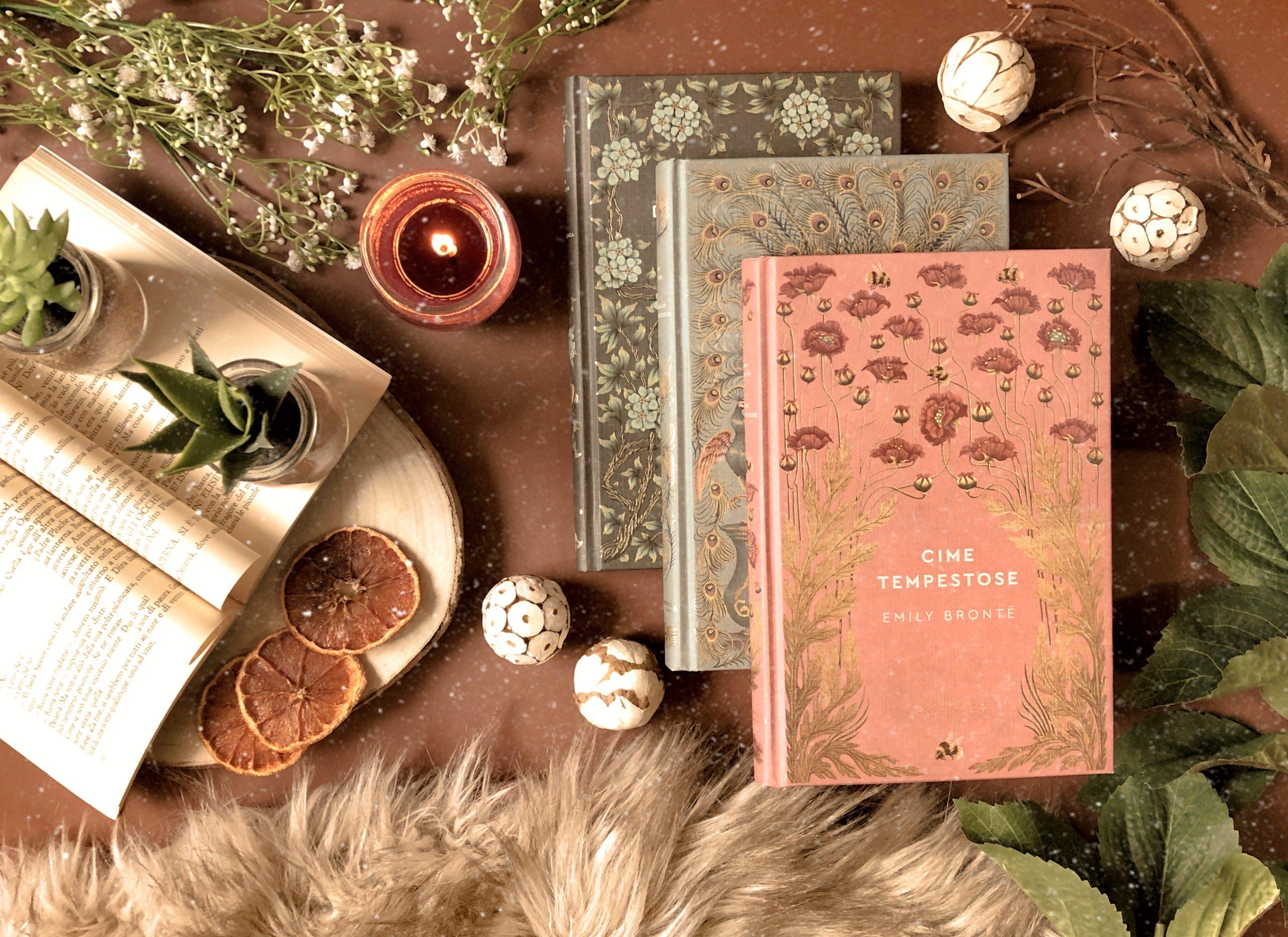 Cime tempestose – Emily Brontë