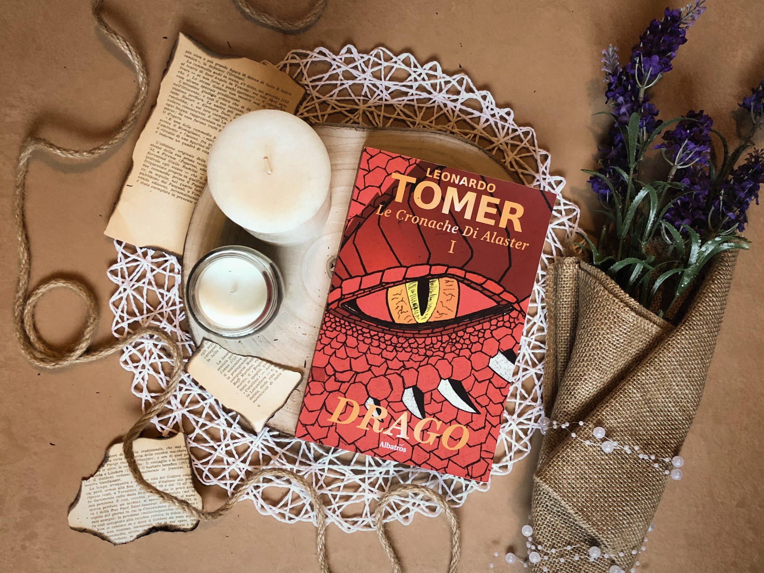 Le cronache di Alaster (vol. 1 Drago) – Leonardo Tomer