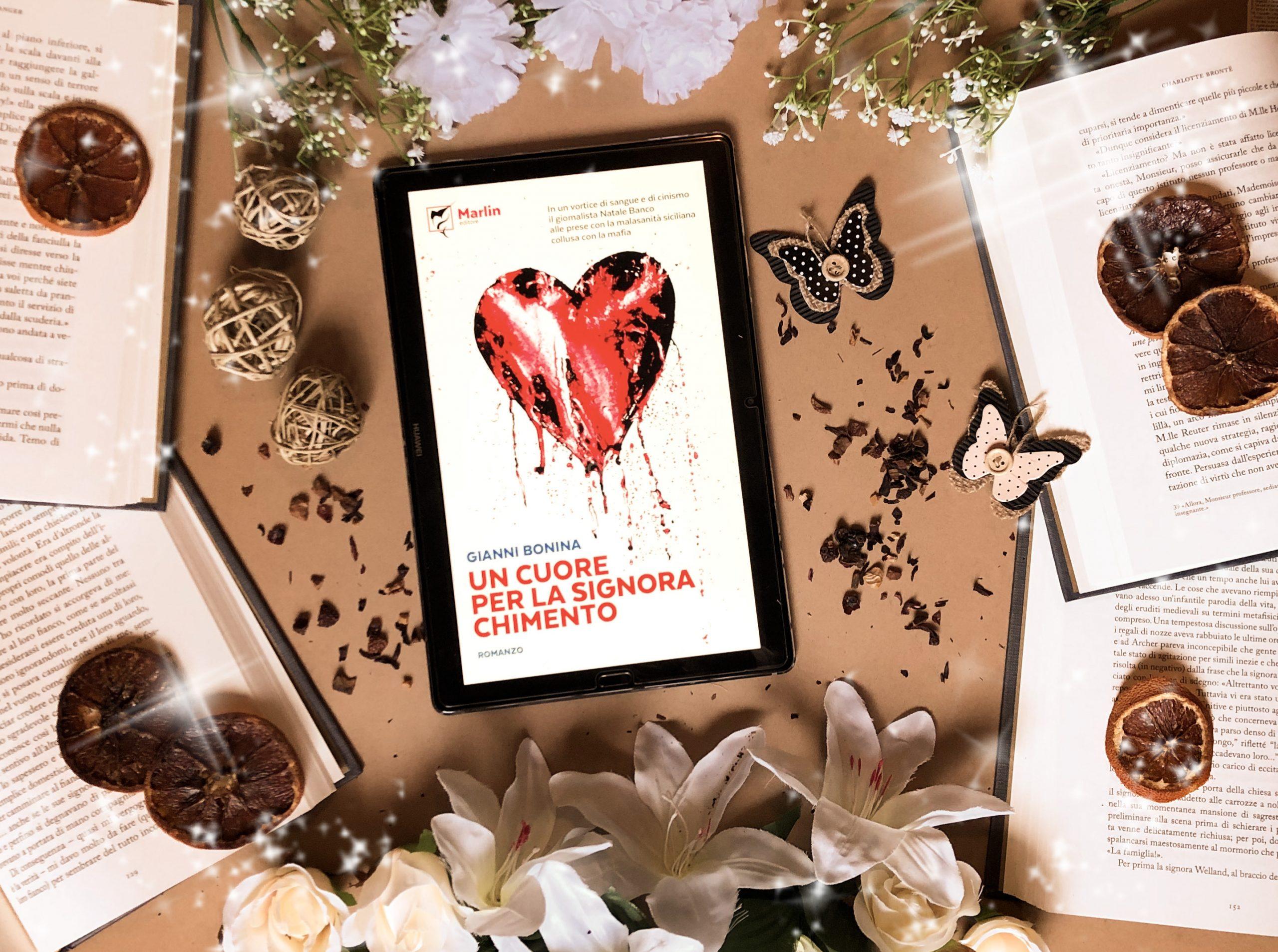Un cuore per la signora Chimento – Gianni Bonina