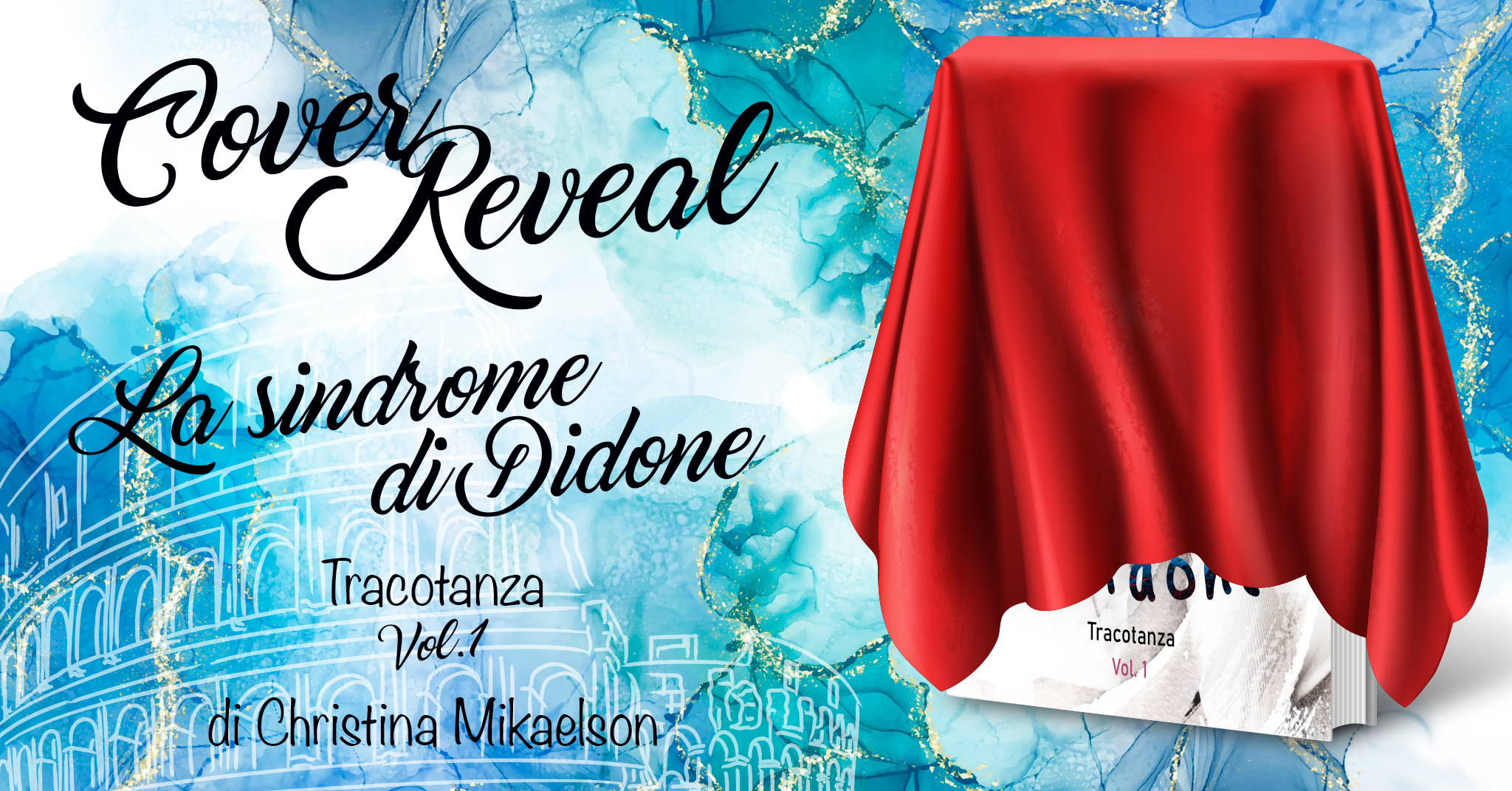 {Cover Reveal} La Sindrome di Didone. Tracotanza Vol. 1 – Christina Mikaelson