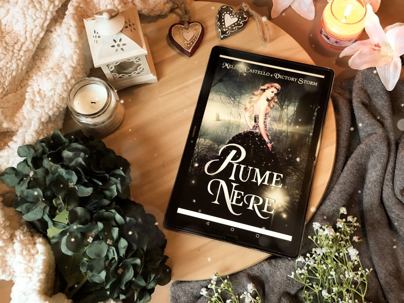 {Review Party} Piume Nere – Melissa Castello, Victory Storm