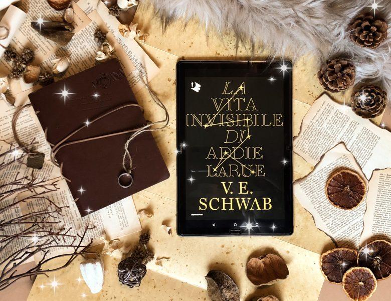 {Review Party} La vita invisibile di Addie LaRue – V.E. Schwab