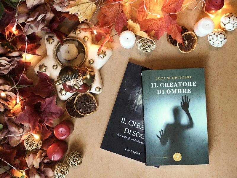 Il creatore di ombre – Luca Scopitteri