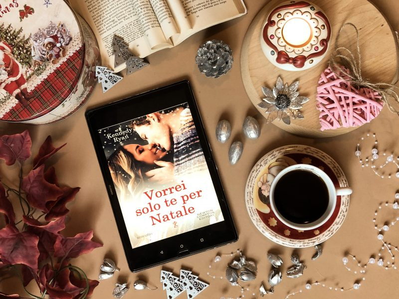 {Review Tour} Vorrei solo te per Natale – Kennedy Ryan