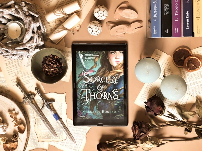{Review Party} Sorcery of Thorns – Margaret Rogerson