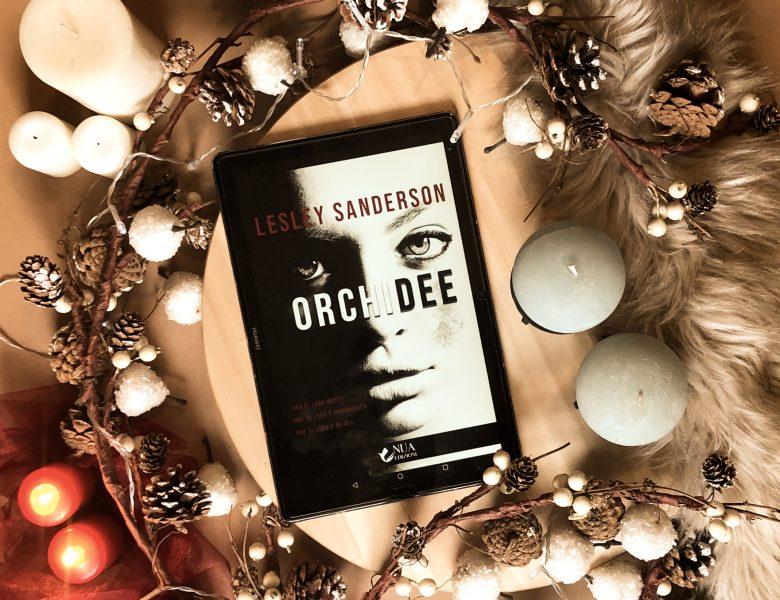 Orchidee – Lesley Sanderson