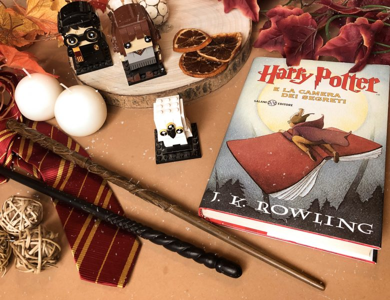 Harry Potter e la camera dei segreti – J. K. Rowling
