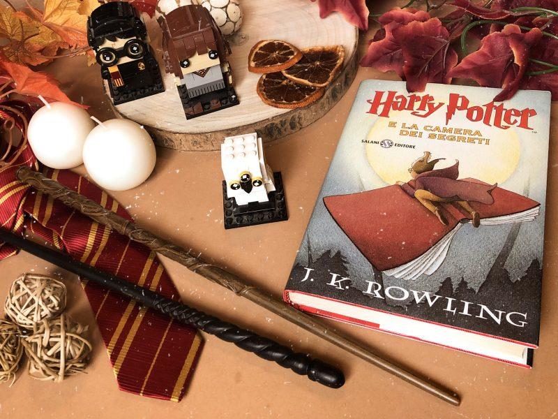 Harry Potter e la camera dei segreti – J. K. Rowling