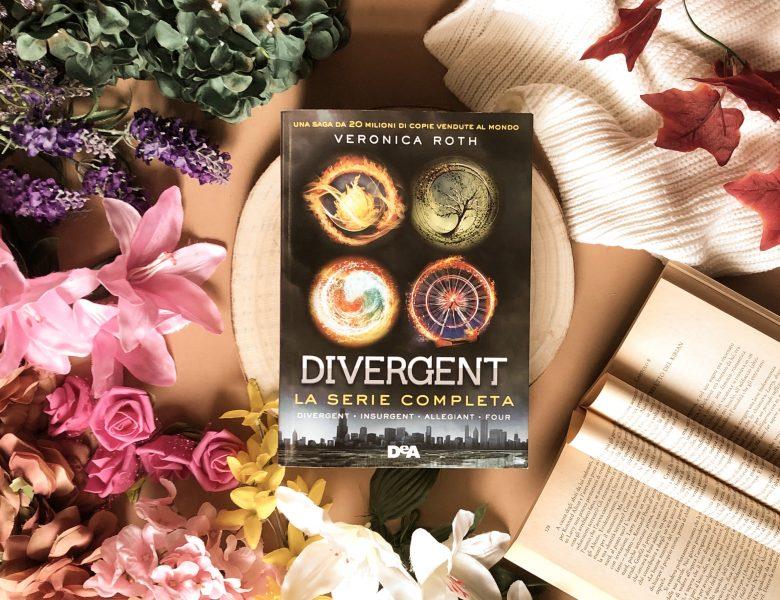 Divergent – Veronica Roth